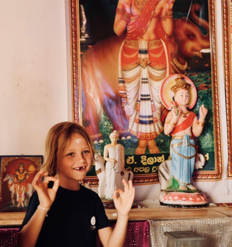 La découverte du bouddhisme - Chipiron Surf