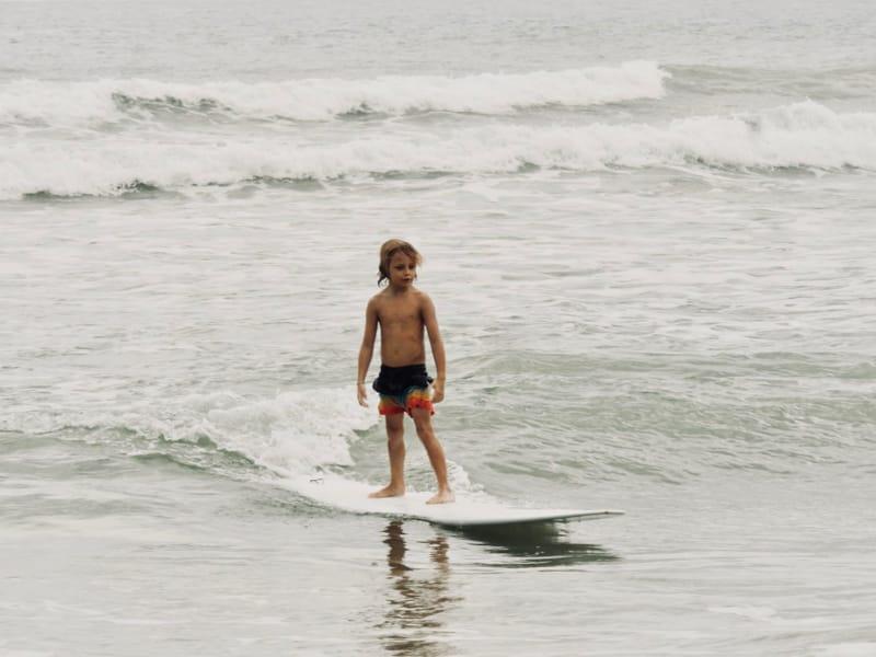 Surf pour Téo - Chipiron Surf