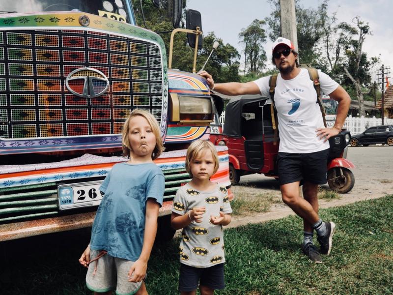 Pimp my truck - Chipiron Surf