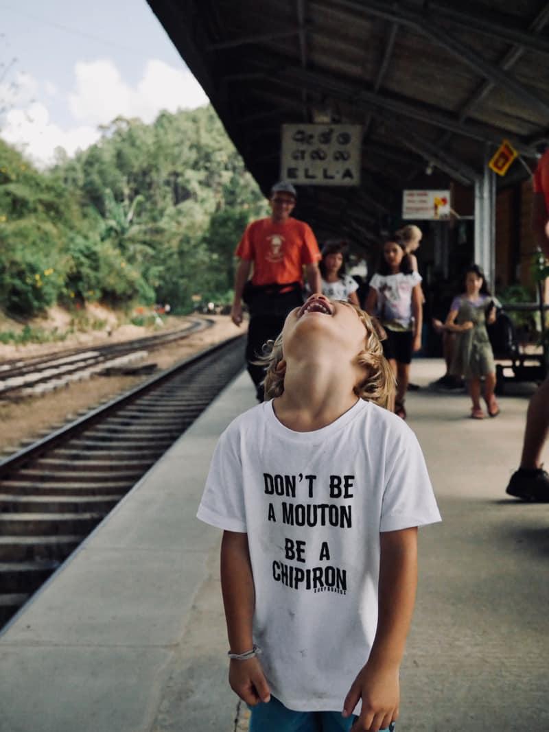 En gare d'Ella - Chipiron Surf