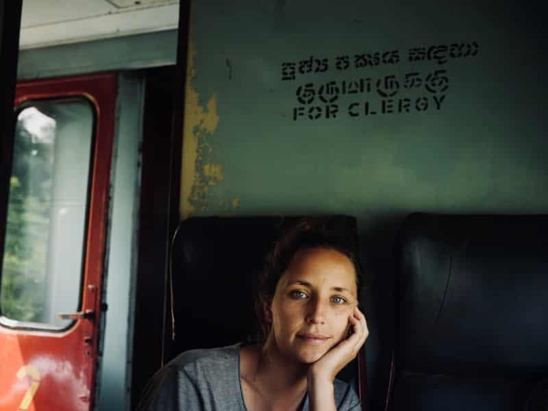 Train Sri Lanka - Chipiron Surf