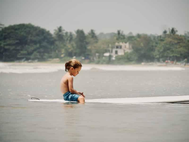 Noa lonesome surfer - Chipiron Surf