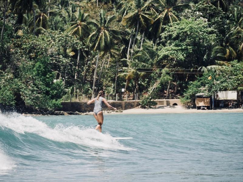 Log session - Chipiron Surf