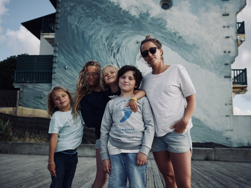 Teens x Chipiron Surf Hossegor Fashion