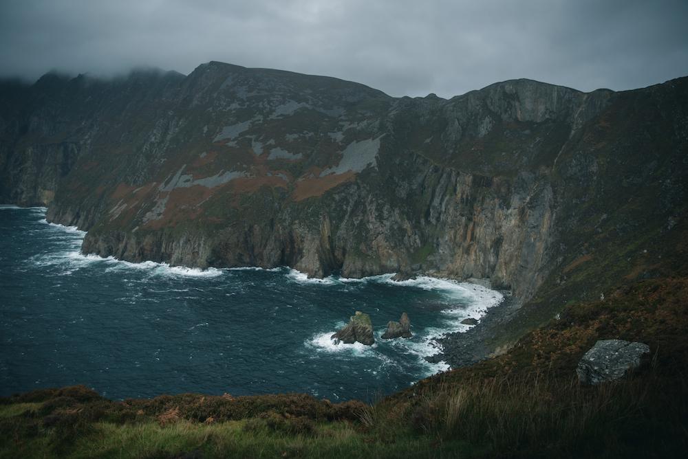 Falaises irlandaises - Chipiron Surf