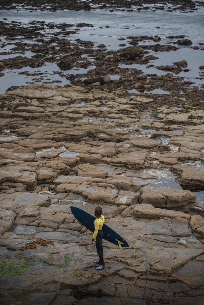 Cornelius Accoh Irlande Chipiron Surf