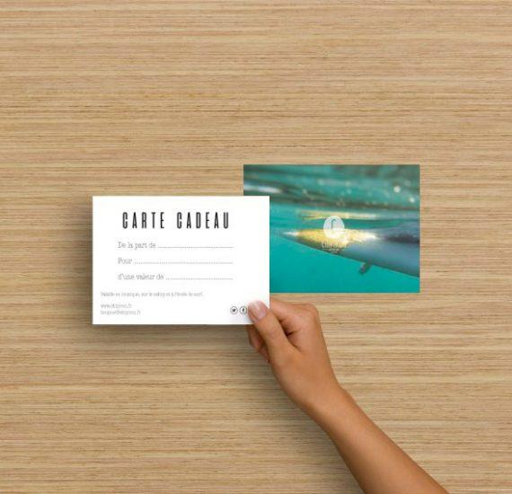 carte cadeau Chipiron Surf Hossegor