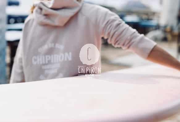 Carte cadeaux textile pinky - Chipiron Surf