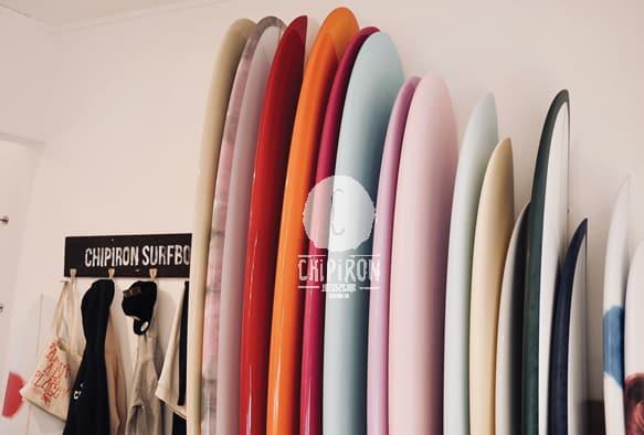 Carte cadeaux surfboards - Chipiron Surf