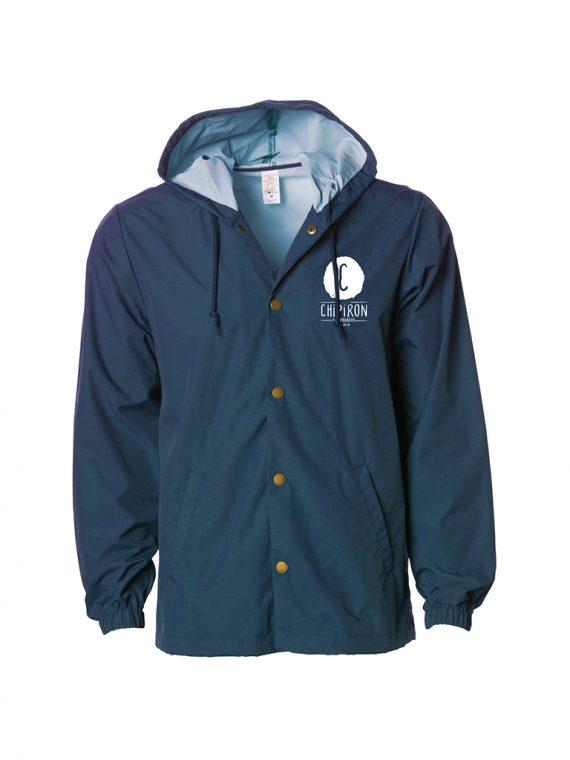 Coach jacket Chipiron bleu marine front