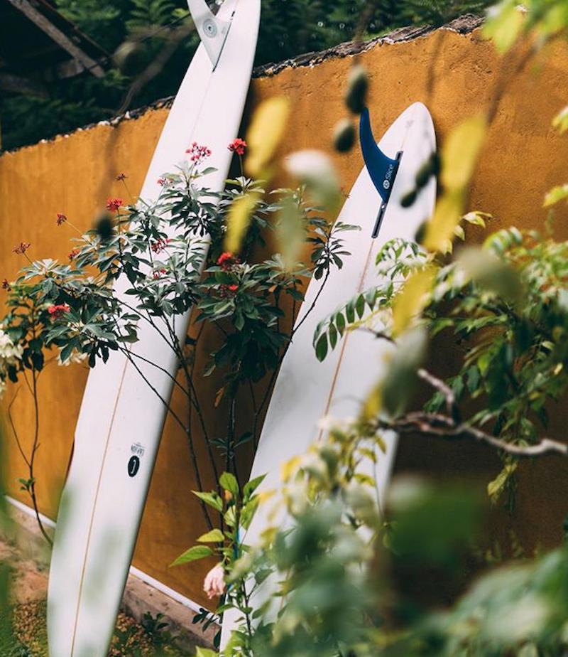 Chipiron Surfboards à la Gitano House