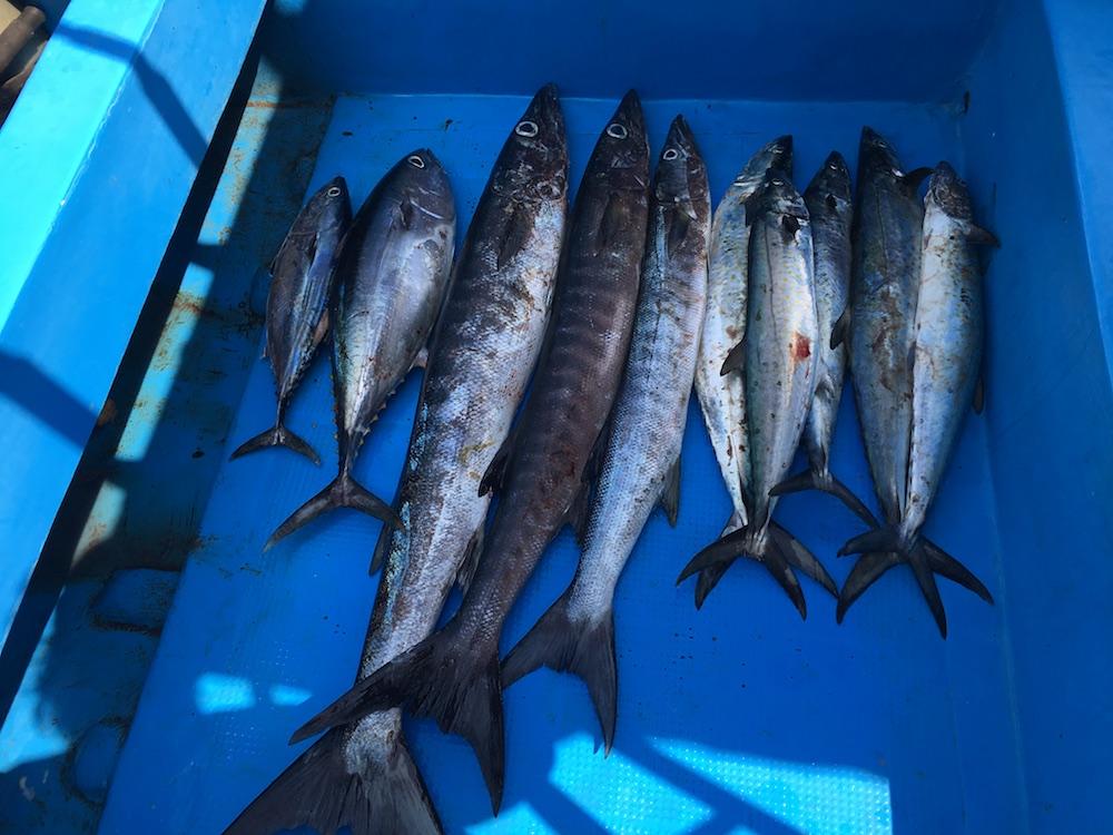 Bonne pêche au Nicaragua