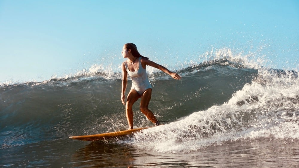 Surfer girl Nicaragua- Surf Trip Chipiron