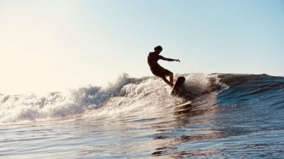Local surfer - Nicaragua - Surf trip Chipiron
