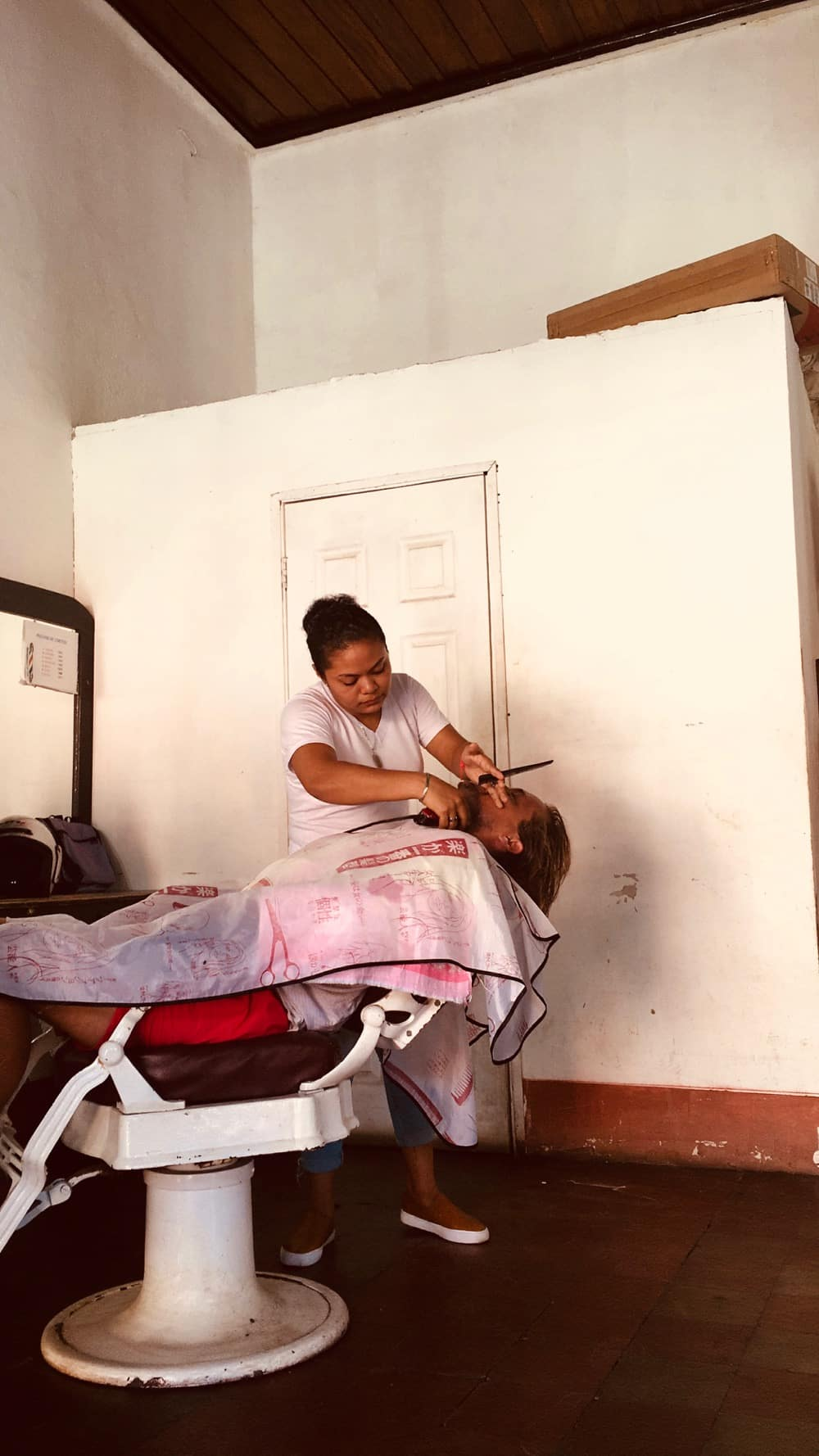 barbier Chinendega - chipiron surf trip