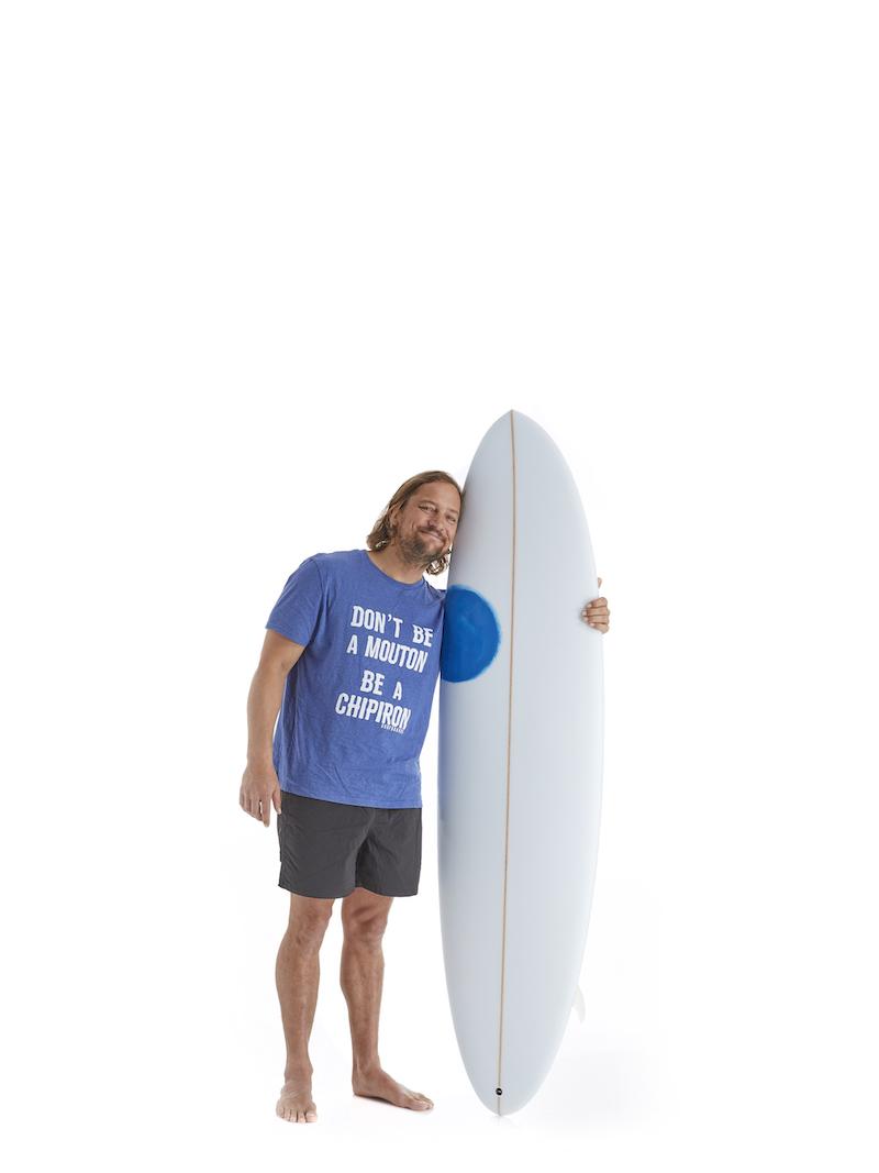 La Gambas - Chipiron Surfboards Hossegor