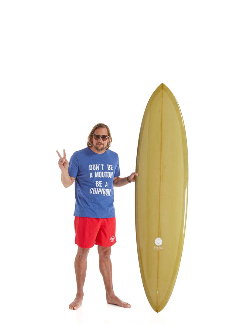 Flat Track - Chipiron Surfboards Hossegor