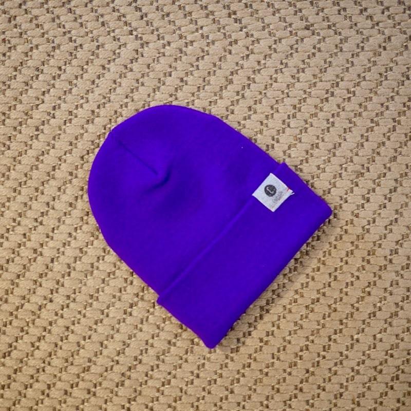 Bonnet violet Chipiron Surf
