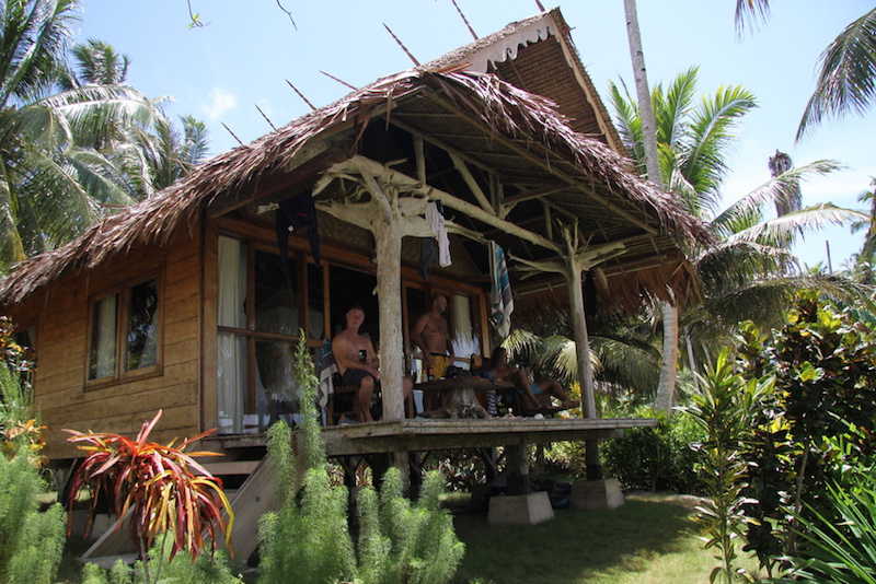 Kingfisher resort Mentawai - chipiron surf trip