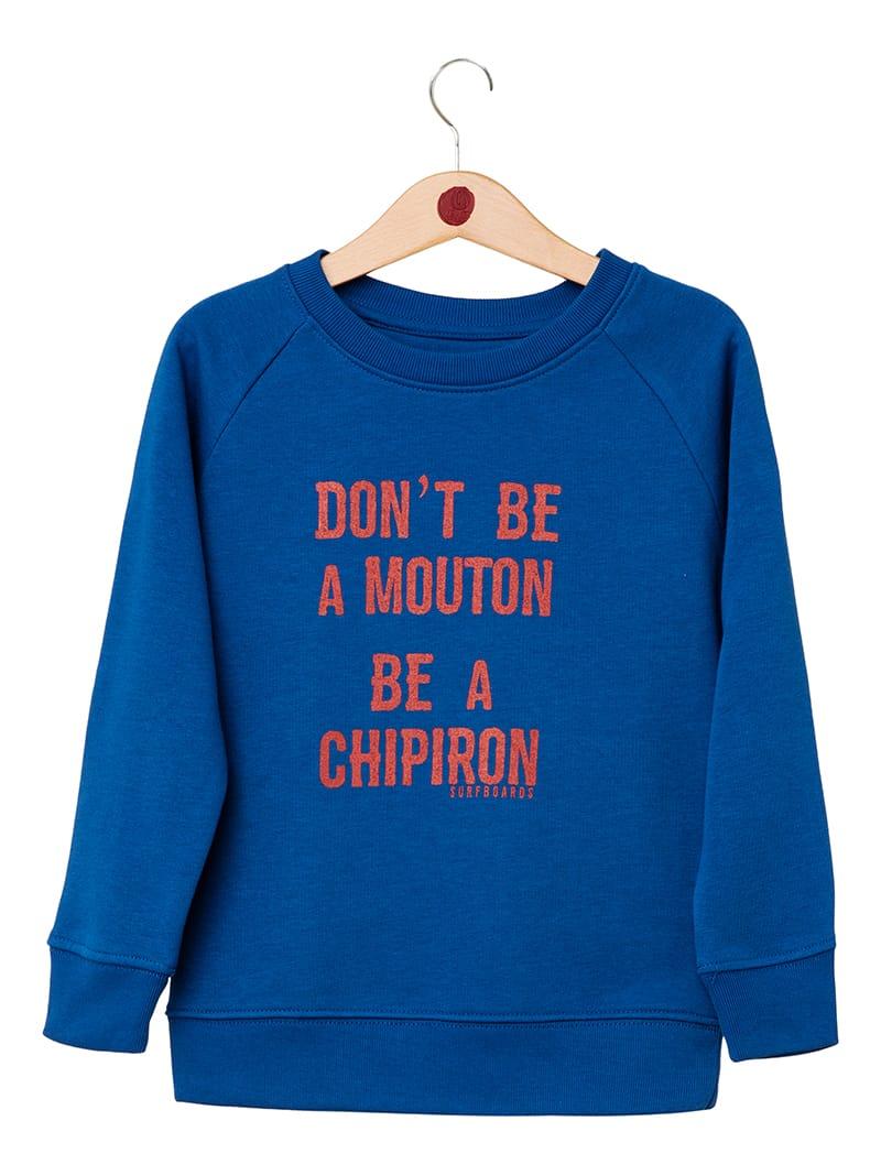sweat don't be a mouton - Chipiron enfant