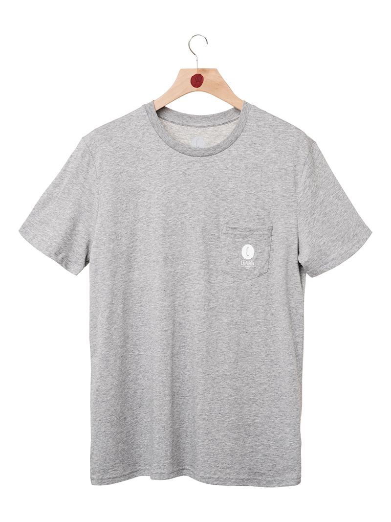 tshirt logo pocket backprint Chipiron front