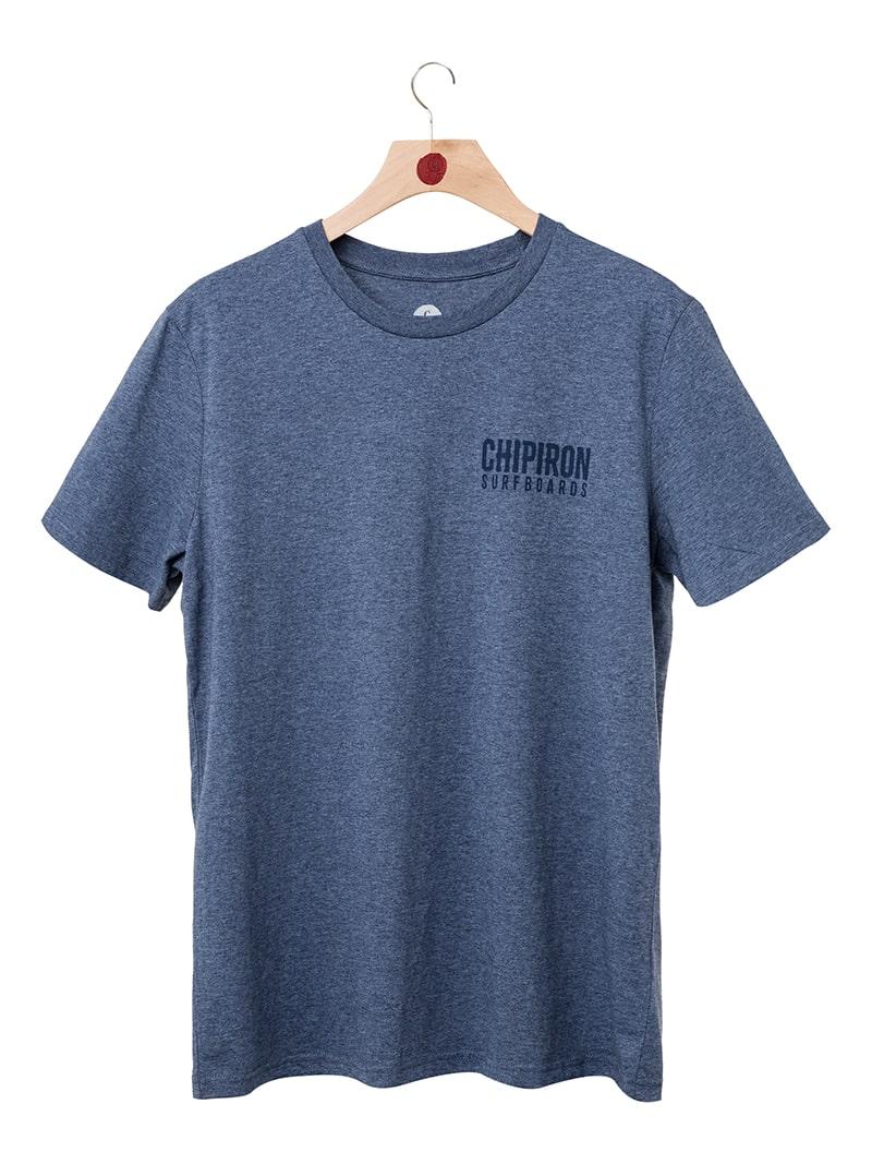 Tshirt Don't be a mouton bleu Chipiron SS20