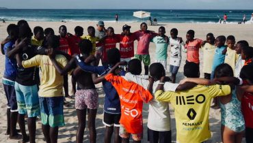 {TOFO} Rencontre avec l'association Surfers Not Street Children