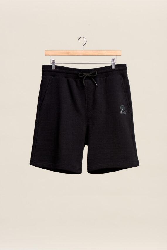 short jogging noir greeline series by Chipiron