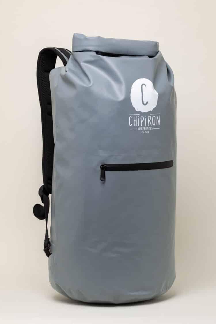 Dry Bag Sac étanche de surf gris Chipiron Hossegor 30L