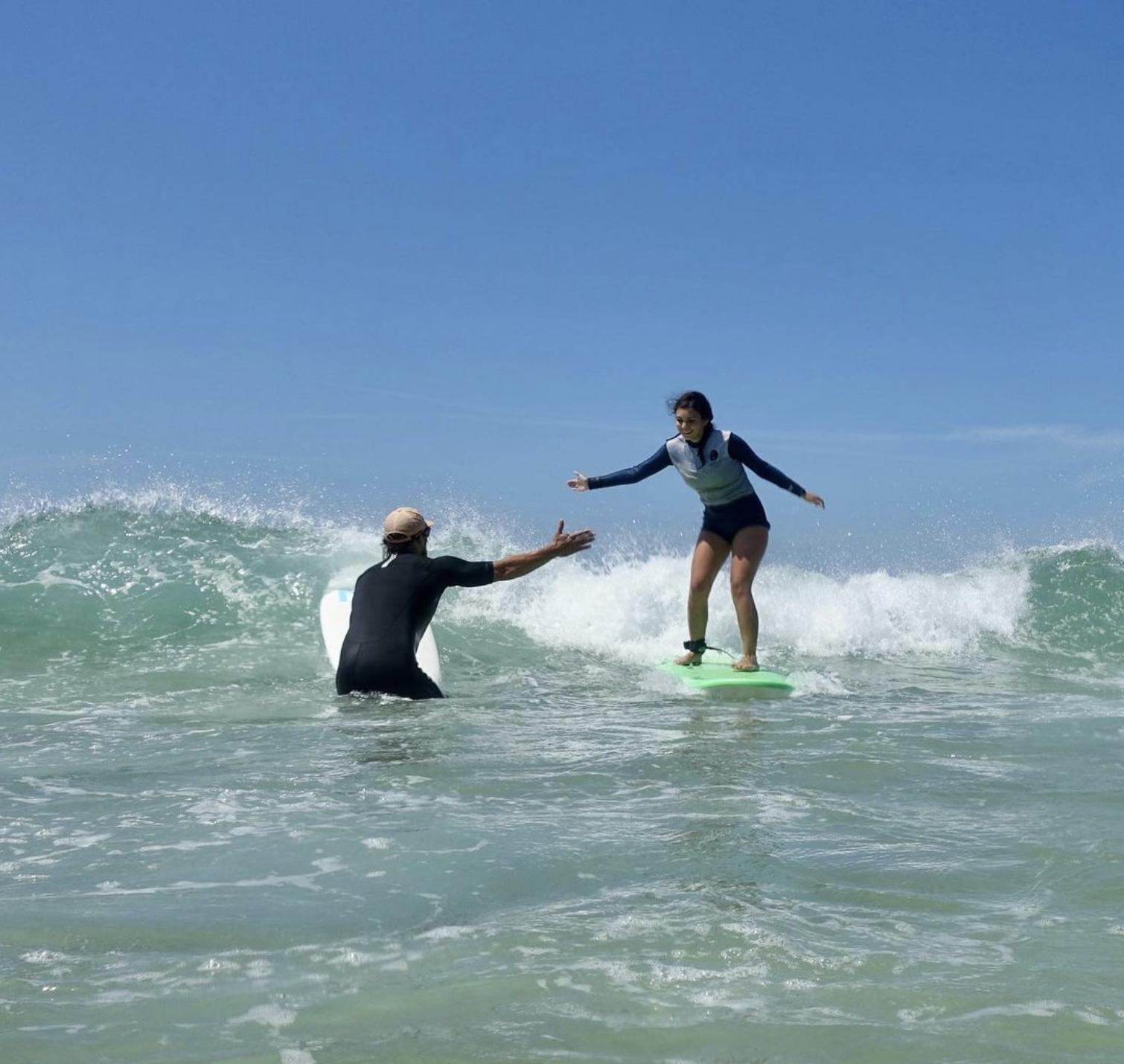 ALOHA, bienvenue dans la Mecque du surf Européen : Hossegor.