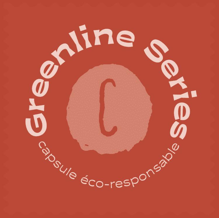 tampon Greeline Series capsule éco-responsable by Chipiron été 2021