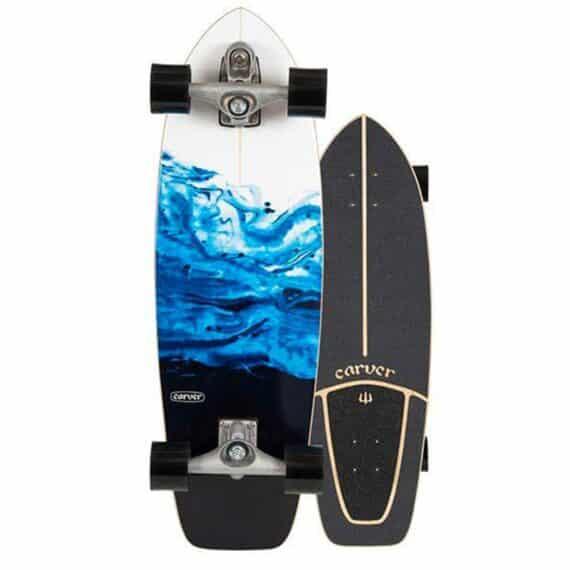 """skate carver complete resin 31"""" C7 Chipiron surf hossegor"""