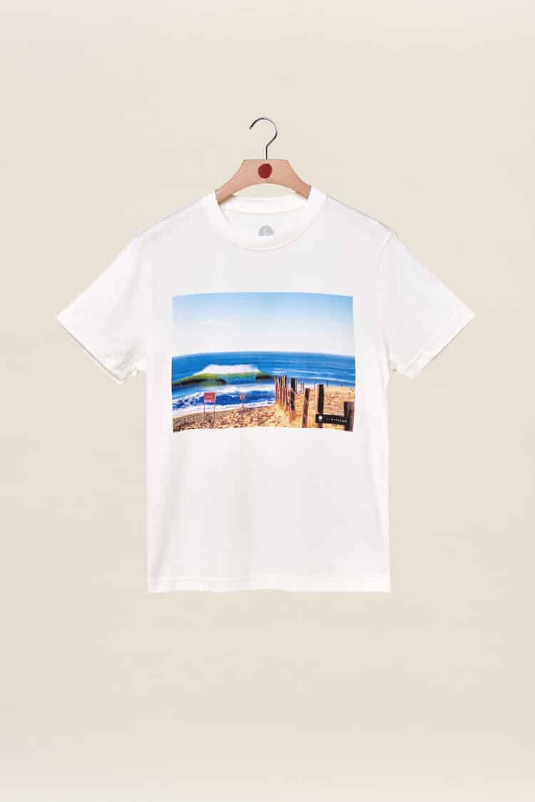 tshirt collaboration rip it up x chipiron surfboards